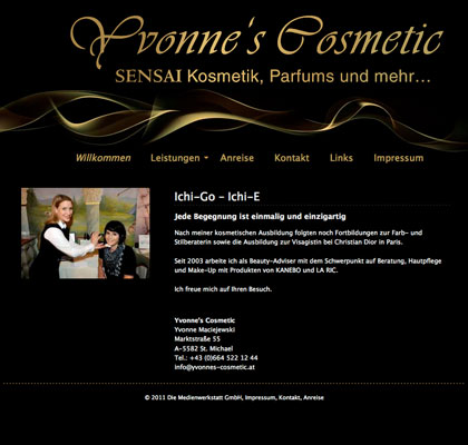 Yvonnes Cosmetic
